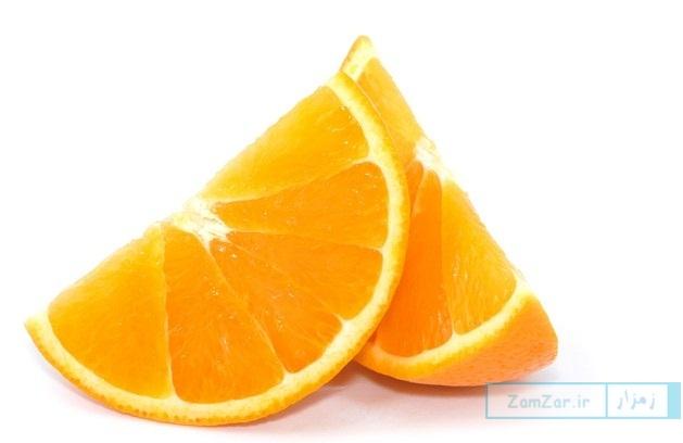 پرتقال دوستی برای تناسب اندام