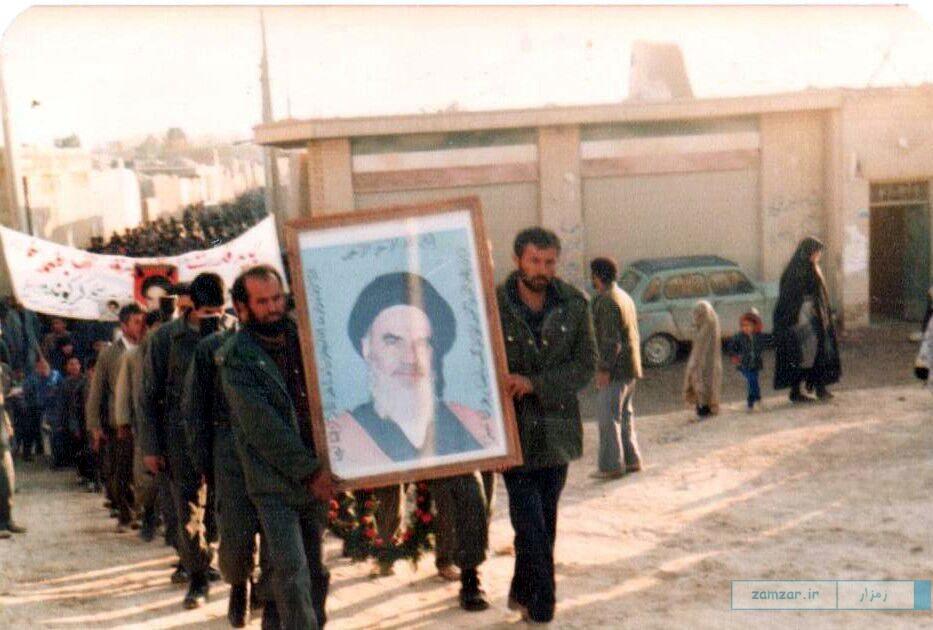 پیروزی انقلاب اسلامی در شهر کرکوند