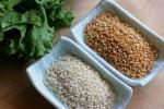 کنجد، دانه ای مفید جهت کاهش کلسترول بد خون