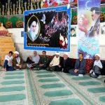 گرامیداشت بیست و هشتمین سالگرد ارتحال امام خمینی(ره) در کرکوند + تصاویر