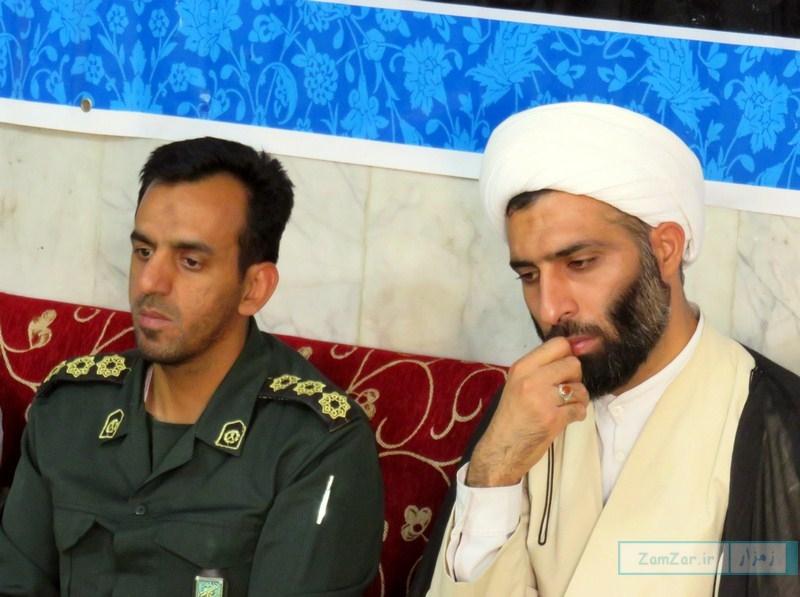 گرامیداشت بیست و هشتمین سالگرد ارتحال امام خمینی(ره) در کرکوند