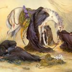 تا که خاکی نشده معجر زینب برگرد (مرثیه)