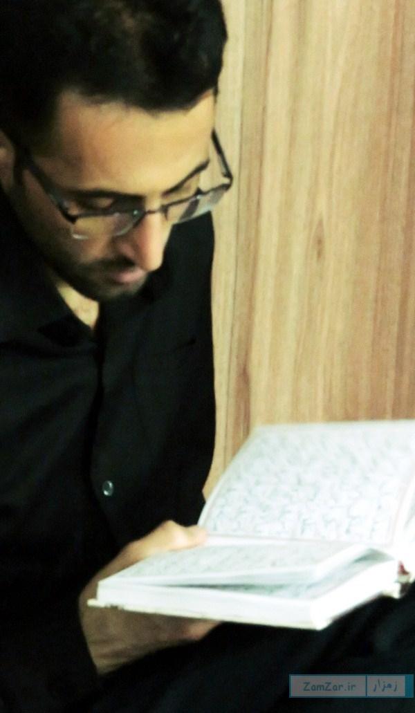 برگزاری مراسم احیا و شب زنده داری لیالی قدر در کرکوند