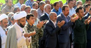 نماز عید فطر 96 شهر کرکوند