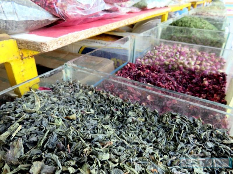 برگزاری نمایشگاه سوغات و صنایع دستی در بازار روز کرکوند