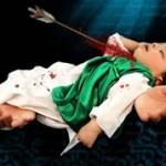 کربلای من غدیر دیگر است، روی دست من علی اصغر است