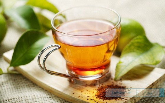 خواصی از چای رویبوس
