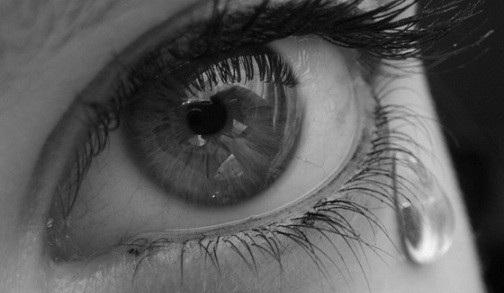 اشک جدایی
