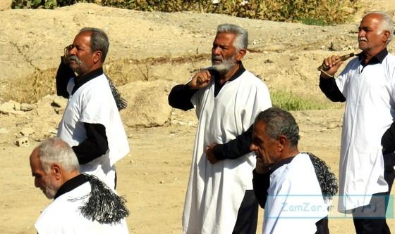 (تصاویر) عاشورای حسینی محرم 95 کرکوند