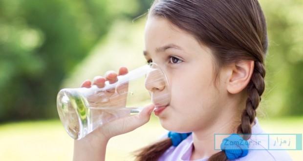آب بخورید تا لاغر بمانید