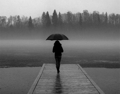 خلوت تنهایی