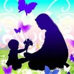 شعر در مورد مادر…(شریعتی)