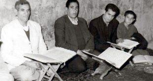 زنده یاد حاج حسین قاسمی، قاری و مربی برجسته قرآن