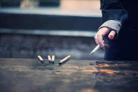عاشق سیگاری
