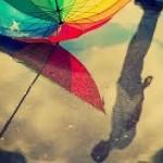 اس ام اس رمانتیک و نوشته دل انگیز بارانی
