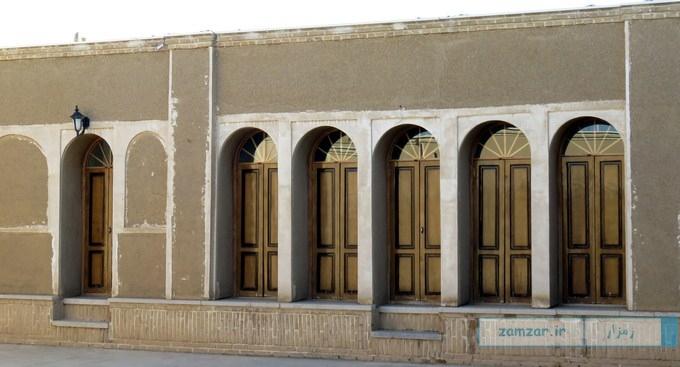 خانه فرهنگ(خانه اربابی) شهر کرکوند