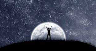 عاشقانه - شب و تنهایی