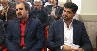 برگزاری مراسم تودیع و معارفه شهردار شهر کرکوند