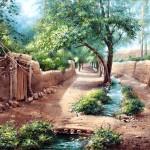 جز کرکوند لنجان جائی صفا ندارد … (شعر در وصف کرکوند)