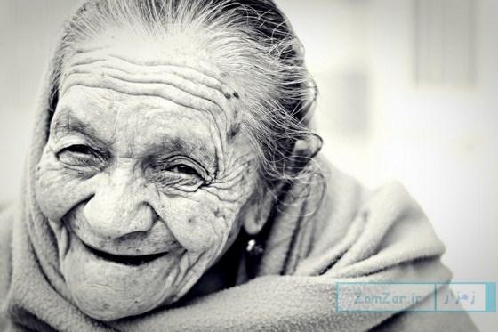 زندگی لبخند معنا دار می خواهد فقط (علی صفری)