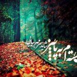 متن های پیامکی زیبا برای پاییز