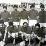 (عکس) پرسپولیس کرکوند در مسابقات فوتبال شهرستان مبارکه در سال ۱۳۶۵ خورشیدی