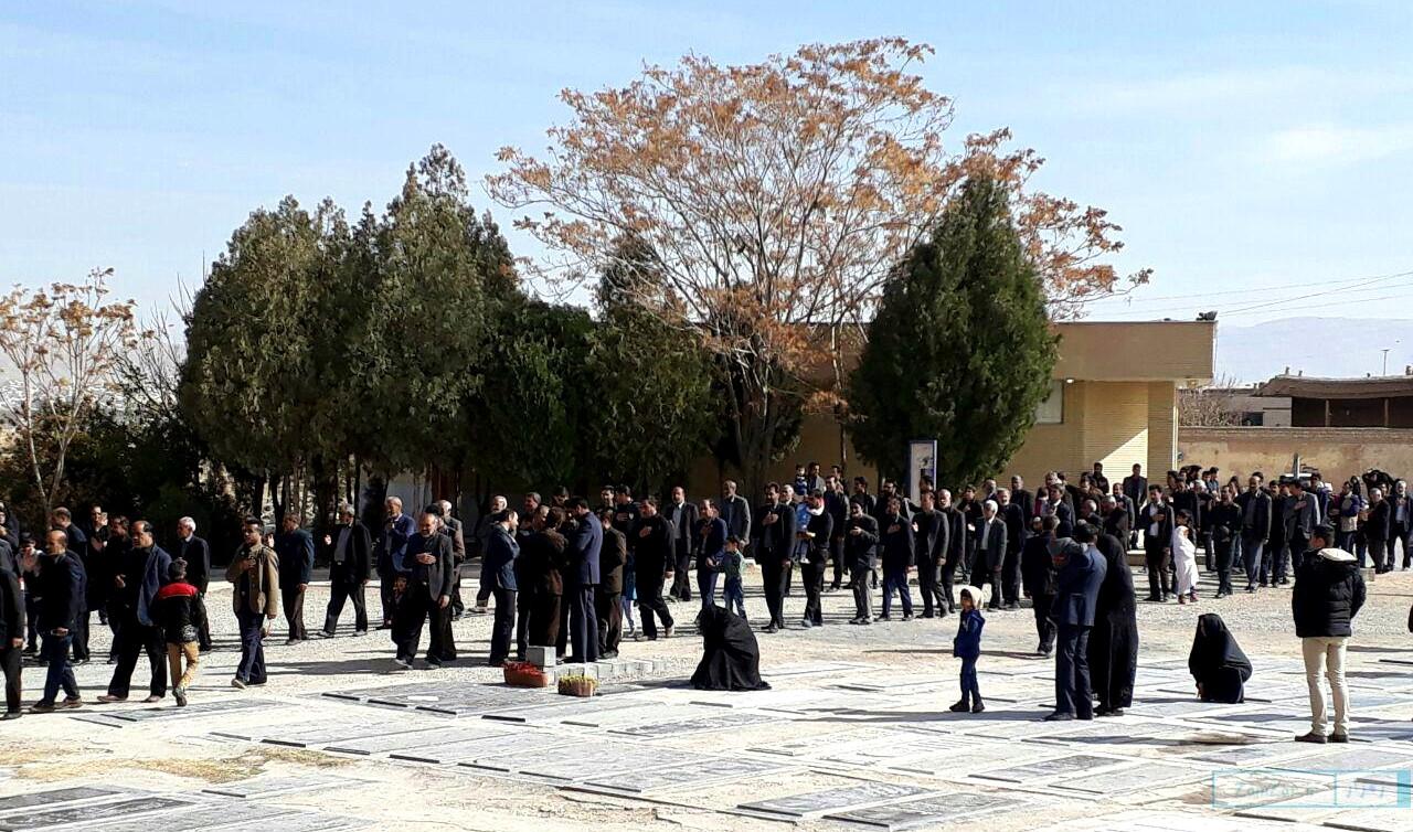 اجتماع عزاداران رضوی در شهر کرکوند ... آبان ماه 96