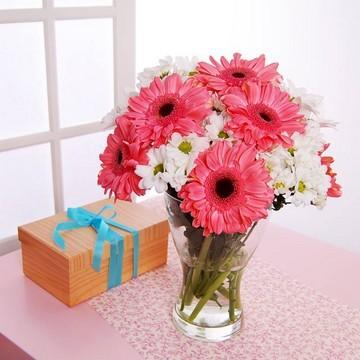 گل و گیاه باعث ایجاد حس نگرش مثبت به زندگی و آرامش