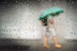 صدای نغمه های باران