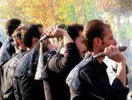 (تصاویر) عزاداری روز سوم شهادت امام حسین(ع) محرم ۹۵ کرکوند