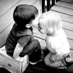 اس ام اس های جدید بوسه عاشقانه