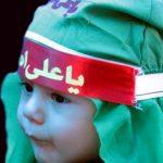 (تصاویر) همایش شیرخوارگان حسینی محرم ۹۵ شهر کرکوند
