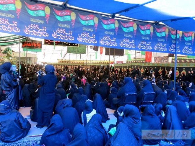 سوگواره علی اصغر 95 کرکوند