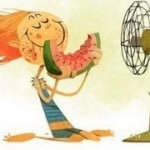 اس ام اس روزهای گرم تابستان