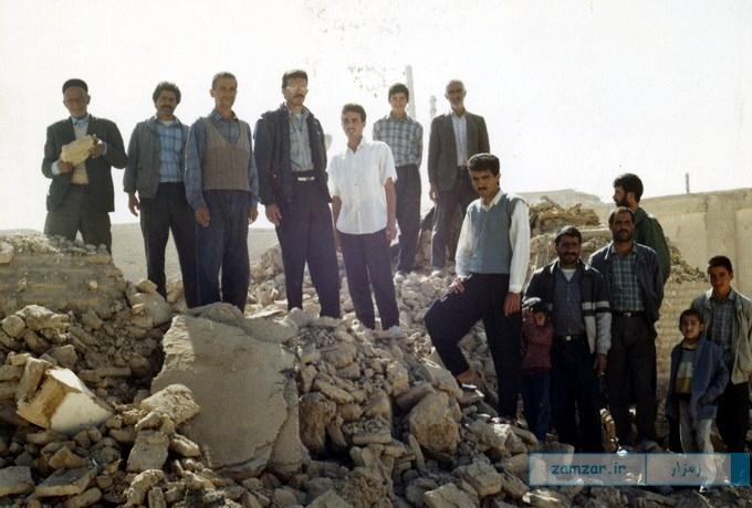 تخریب بقعه امامزاده حلیمه خاتون (س) کرکوند و شروع طرح توسعه حرم