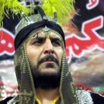 (تصاویر) مراسم تعزیه خوانی حضرت حر بن ریاحی (ع)