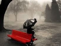 جمله های عاشقانه روز بارانی