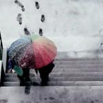 دلم باران میخواهد و چتری خراب