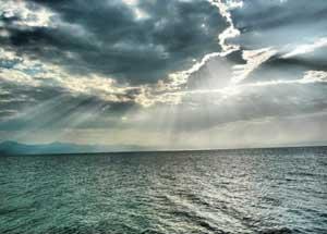 خداوند اقیانوسی است که در آن هستید
