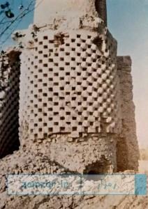 برج قدیمی در کرکوند