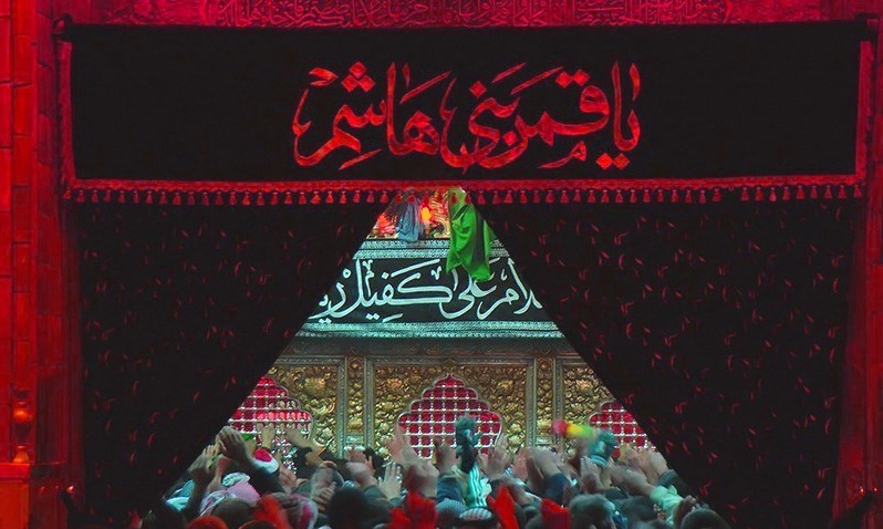 (متن ادبی) سلام بر عباس (ع)