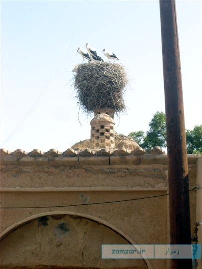 خانه لک لک قدیم کرکوند