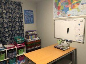 ویژگی های کلاس مجازی در خانه