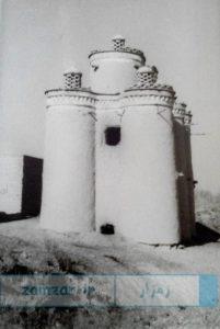 برج کبوتر کرکوند در دهه 40
