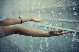 باز باران بارید خیس شد خاطره ها